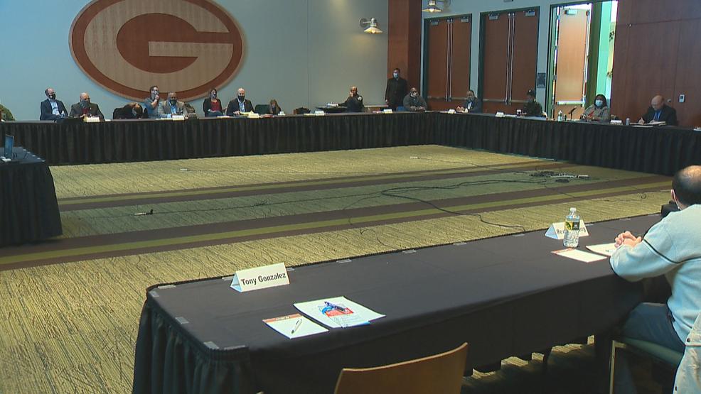 Wisconsin's Racial Disparities Taskforce Meets In Green Bay
