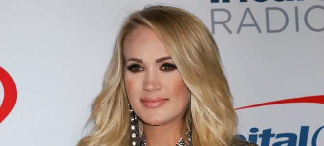 Carrie Underwood Which Country Star Smacked My Rear Neuhoff Media Lafayette