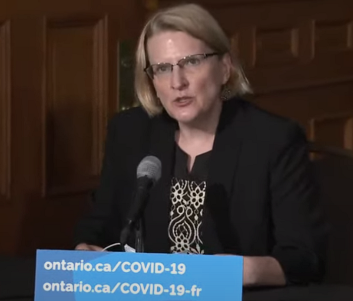 Ontario Grants Police New Stay-At-Home Order Enforcement Powers To Stop Individuals, Vehicles