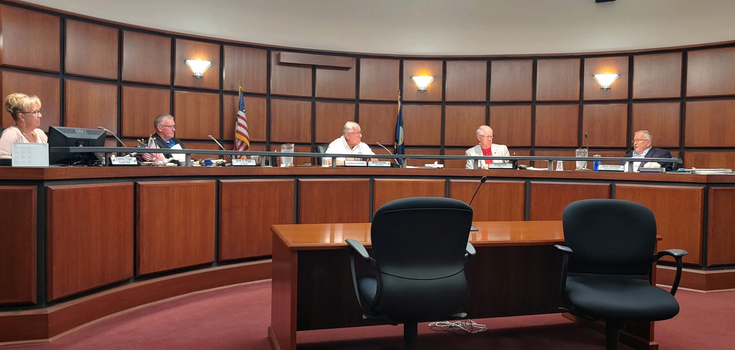 Lyon County Commission approves zero-dollar resolution to become Rural Opportunity Zone participating county