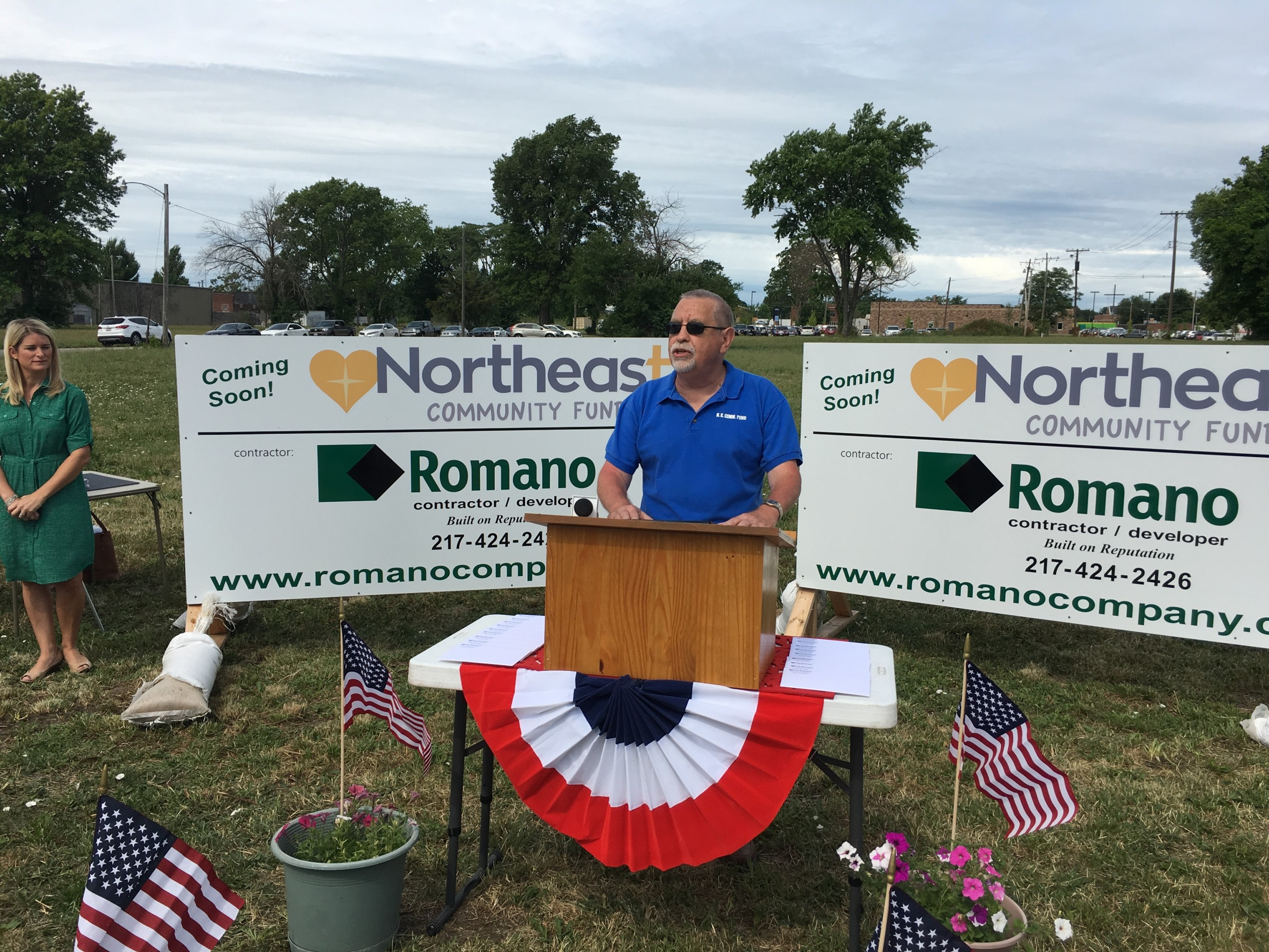 Northeast Community Fund announces a Capital Campaign and New Campus