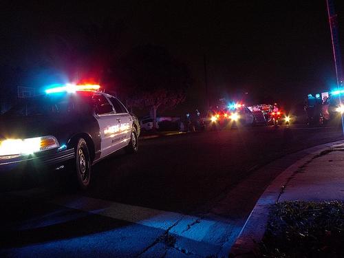 Three Injured in Blue Mound Road Crash