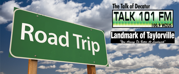 Talk 101 Summer Road Trip