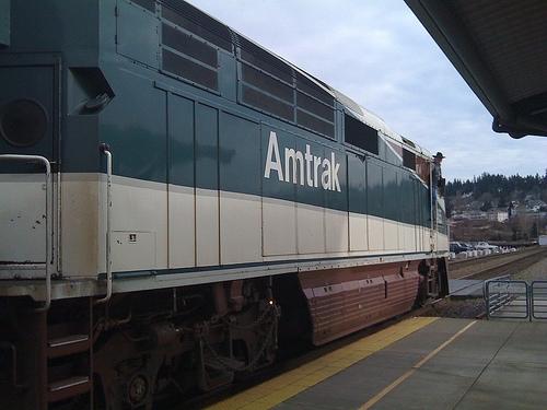 Train-Minivan Collision in Springfield on Sunday night