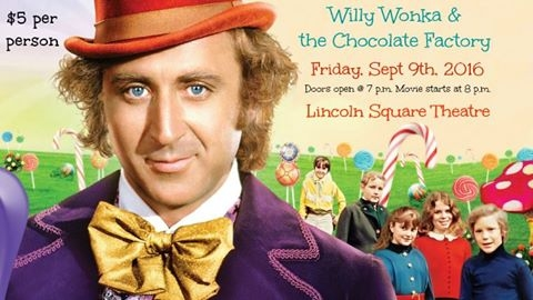 "Lincoln Square Theatre to Pay Tribute to Gene Wilder with ""Wonka"" Showing"