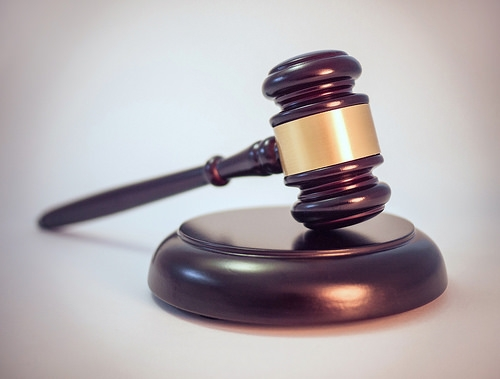 Man Convicted of Possession of a Handgun