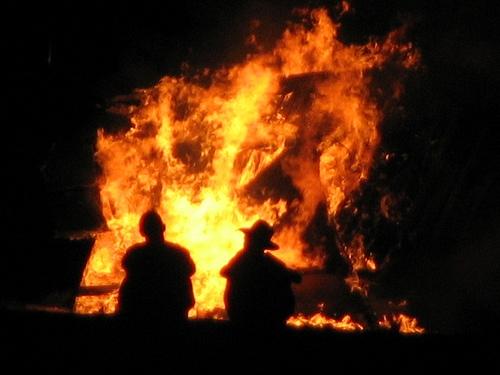 Decatur Warehouse Fire