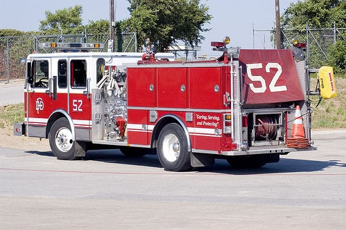 Fire Departments Share in $48,000 Grant