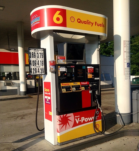 Gas Prices Fall Again in Illinois