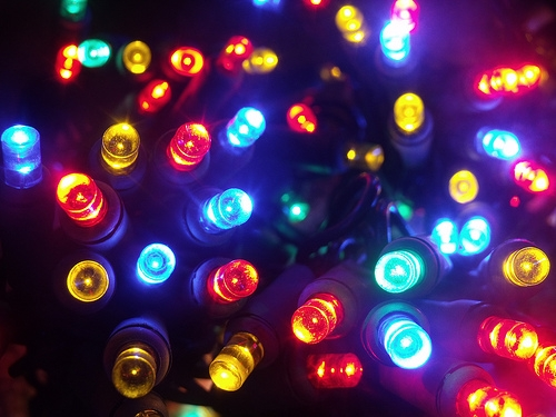 Recycle Your Unwanted Christmas Lights