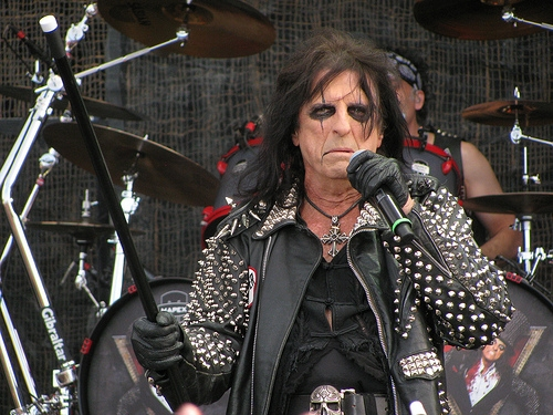 Alice Cooper Performing In Springfield Next Spring