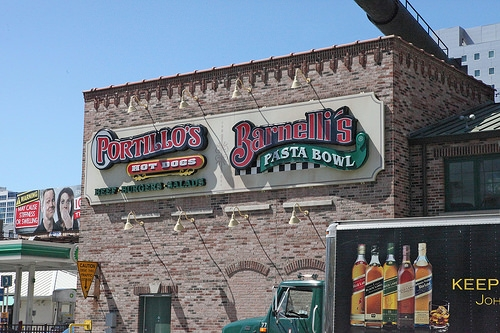 Construction Begins On New Portillo's In Champaign