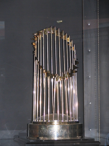 Cubs World Series Trophy Coming To Champaign
