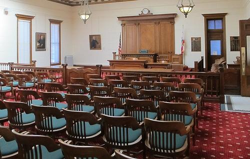 Aaron Schock To Get New Judge, Courtroom