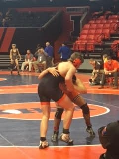 IHSA State Wrestling Day Two Class 2A Morning Session Results