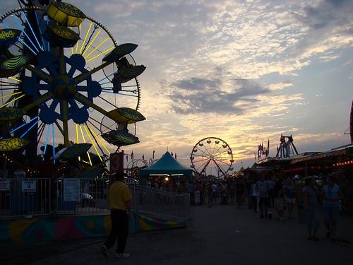 State Fair Coliseum Closed For 2017