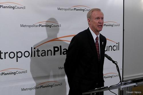 Governor Rauner Offers Survey On State Priorities