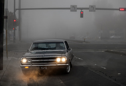 Lawmakers Look To Require Headlights On