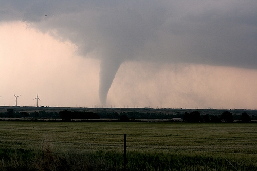 One Dead In Ottawa Tornado, Storms Cut Across Illinois