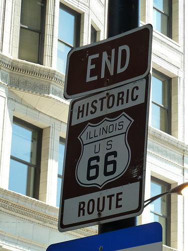 Route 66 Supporters Looking For More Money