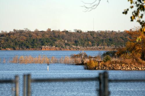Clinton Lake Clean Up