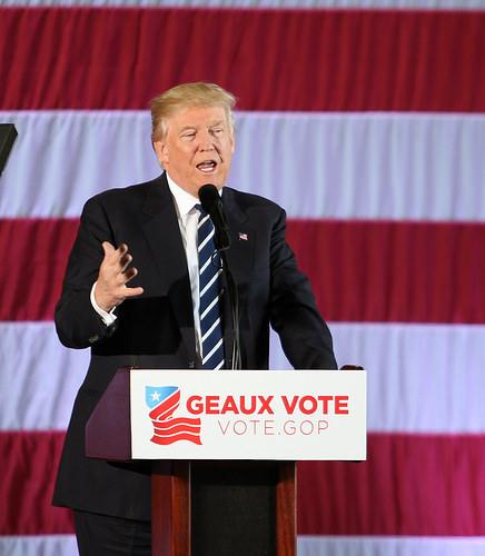 President Trump Takes To Twitter To Focus On Durbin