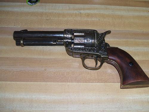 Lawmakers Okay Tougher Sentences For Gun Crimes