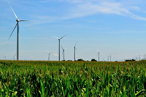 Twin Forks Wind Farm