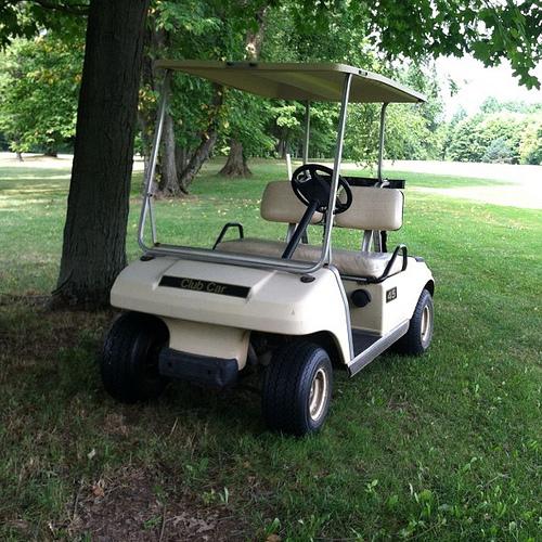 Golf Cart Stolen this past Week