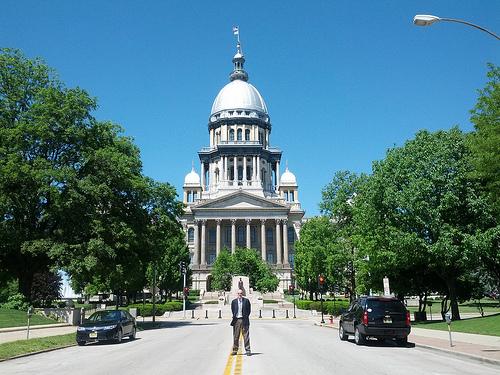 Budget Bargain Falls Apart In Illinois Senate