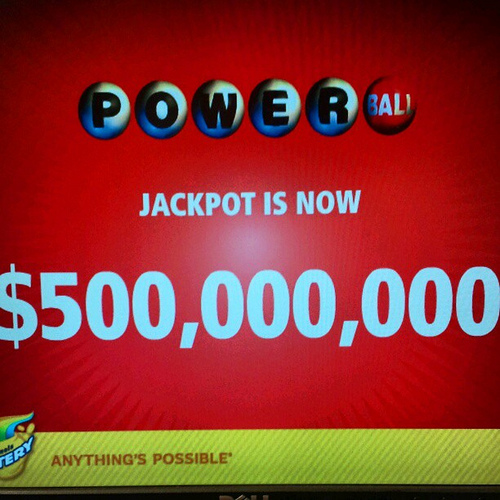 Illinois May Be Dropped From Powerball