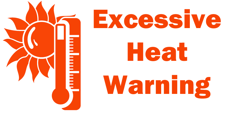 Excessive Heat Warning For Central Illinois