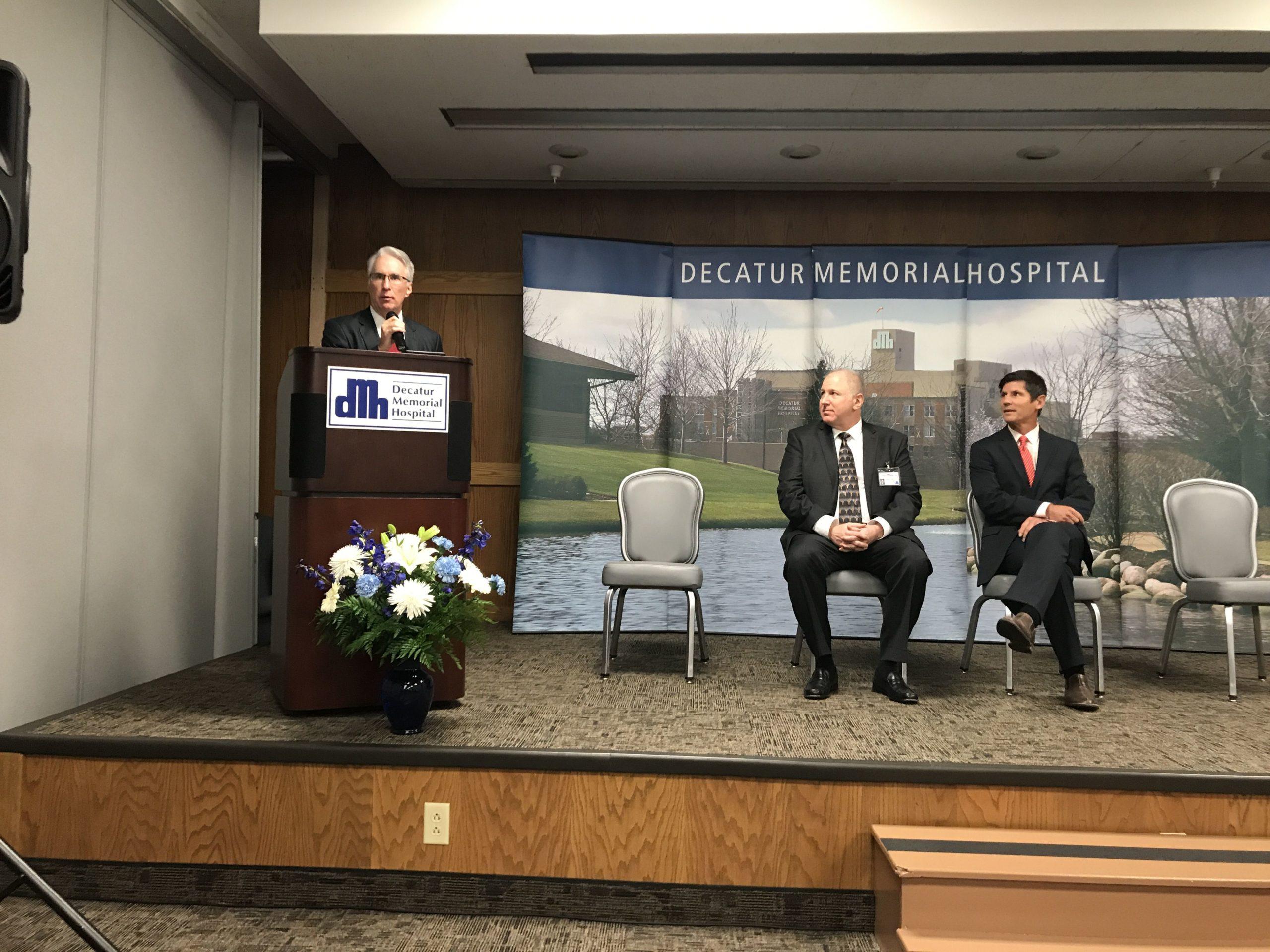 DMH Creates Vascular Center of Excellence