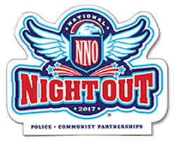 34th Annual National Night Out (NNO) Crime and Drug Prevention Event