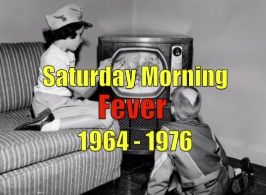 Remember Saturday Mornings? Here are some glimpses of yesteryear.