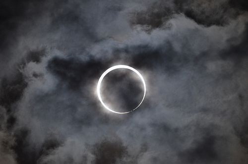 Clouds May Hinder Eclipse View In Western, Central Illinois