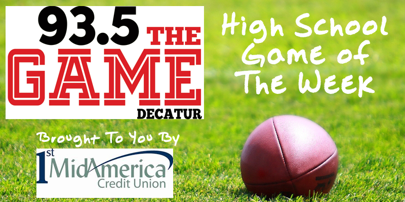 93.5 The Game High School Game of the Week