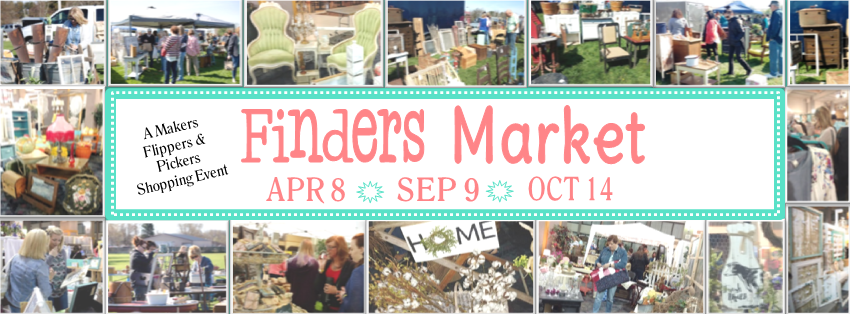 Finders Fall Market Coming September 9th!