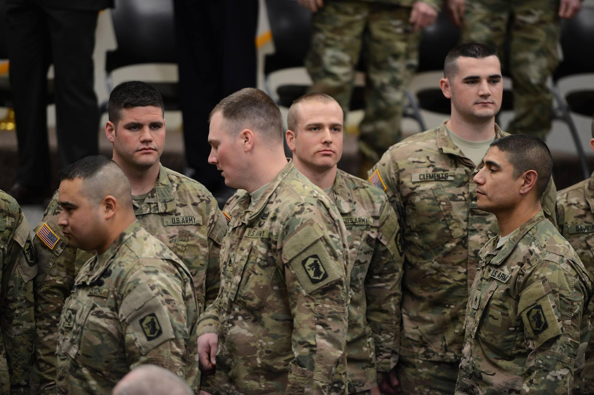 Peoria-Based Army National Guard Unit Headed For Afghanistan