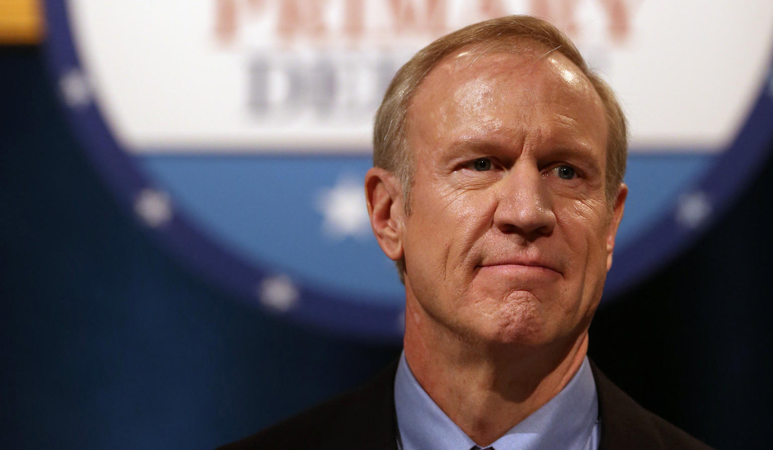 Governor Rauner Staying At Quincy Vets Home