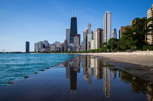 Chicago Tops Illinois' Amazon Bid