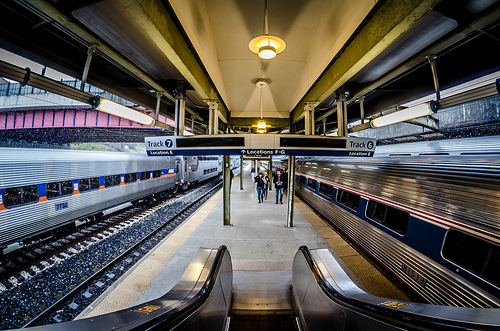 Lincoln Train Station To Open Next Week