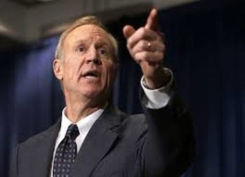 Illinois Democrats Not Happy With Rauner On Guard To Border