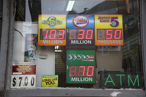 One Million-Dollar Lotto Jackpot Still Not Claimed