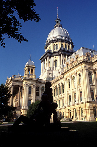 Illinois Reviewing Medicaid Work Rule
