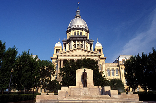 New Water Restrictions Announced At Illinois Capitol