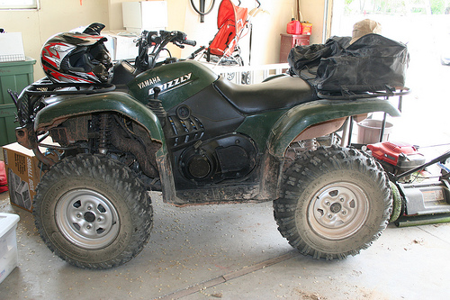 Middle Schoolers Could Face Charges In Christian County ATV Wreck