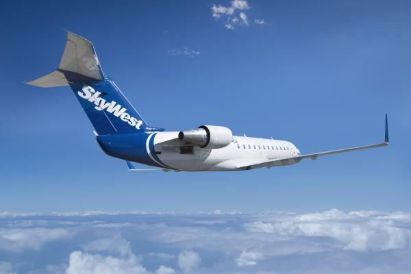 Skywest Airlines Petitions DOT