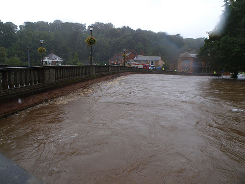 Springfield Flood Report Predicts Weaker Flood Season