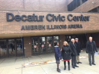 Decatur Civic Center Arena Gets New Name